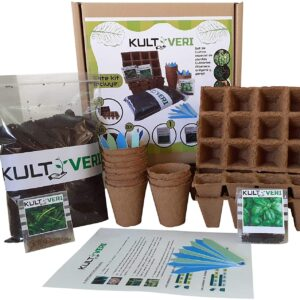 SET DECULTIVO BIODEGRADABLE